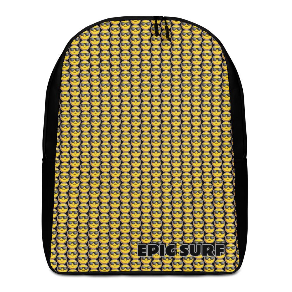 EPIC SURF EMOJI CHILLIN Backpack