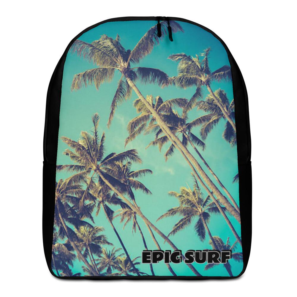 EPIC SURF Palm Backpack