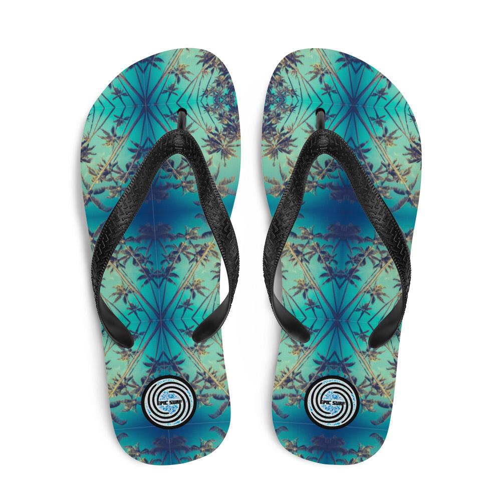 EPIC SURF Palm Flip Flops