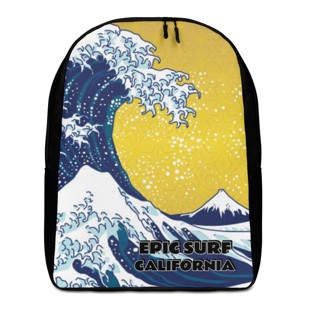 EPIC SURF Katsushika Backpack
