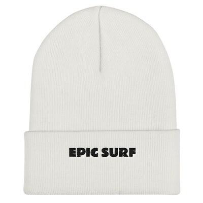 EPIC SURF Cuffed Beanie
