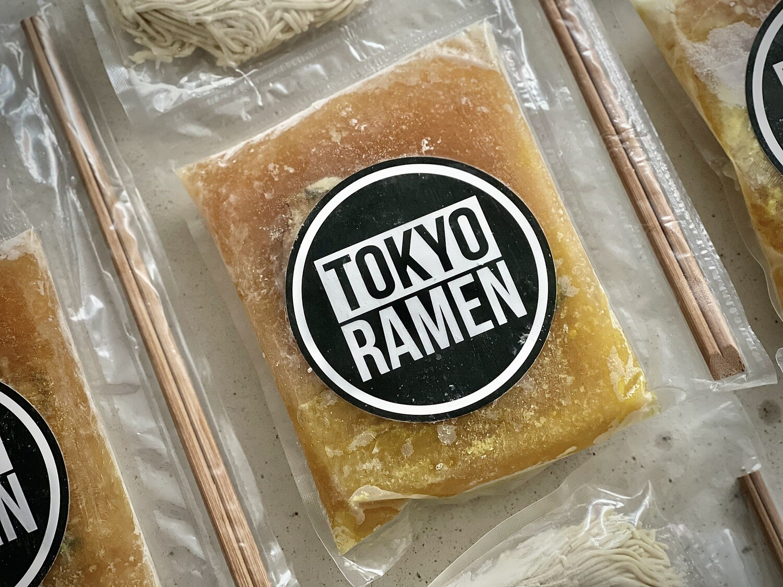 "Shoyu ""Not That Instant"" Ramen"