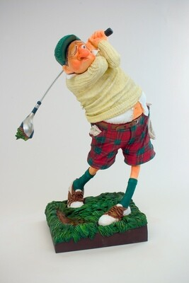 The Golfer - Forchino
