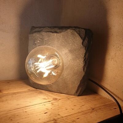 Slate Lamp