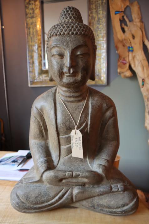 Stone Budha