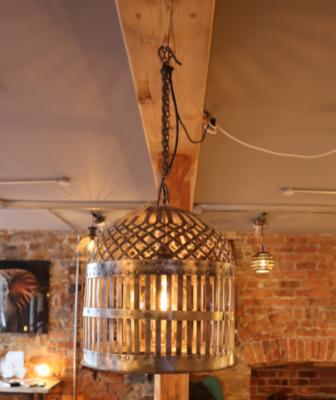 Handmade Lighting Fitting / Hanging lamp - Jari