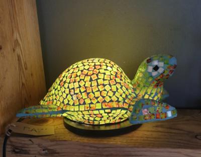 Turtle lamp - 30cm