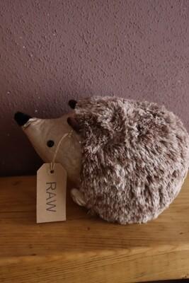 Hedgehog Door Stop - Beige