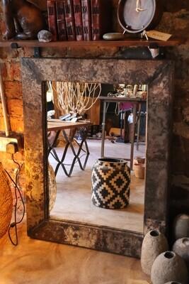 Madras Metal Mirror  - 70x90cm