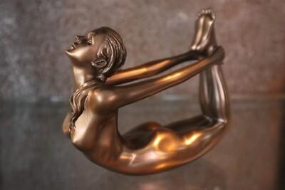 BT Yoga Dhanurasana - Bow Pose