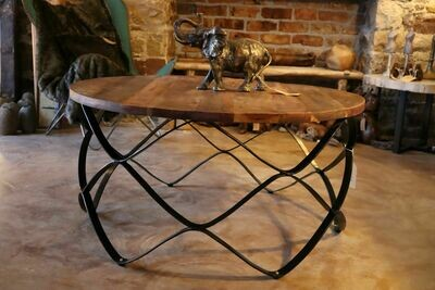 Factory Wave Coffeetable, Round, Large