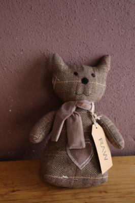 Cat door Stopper Dark Brown