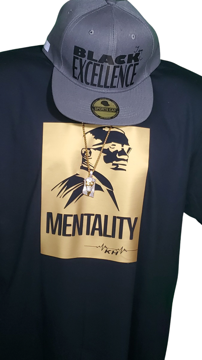 """Kold Hearted - """"Malcolm Mentality"""" T-Shirt Design"""