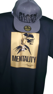 """Malcolm Mentality"" T-Shirt"