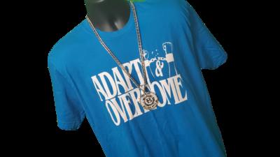 "KH - ""Adapt & Overcome"" T-Shirt Design"
