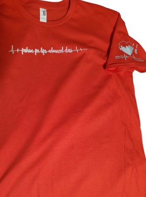 """Kold Hearted - """"Simple & Stylish"""" T-Shirt Design (w/tagged sleeve)"""