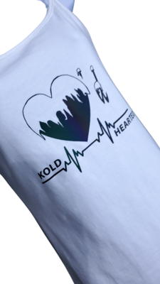 """Bold Statement"" Classic Logo Design. Women's Cami Tank"