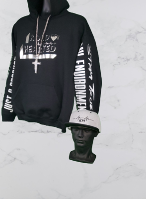 """""""Product Of My Environment"""" Pullover Hoodie"""