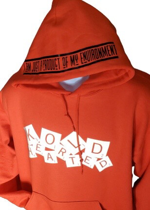 """""""Scrabbled Up"""" Pullover Hoodie"""