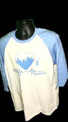 """Kold Hearted Classic (Logo)"" Reglan Shirt LRG"