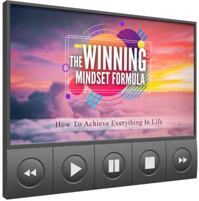 What is the Winning Mindset Formula Video