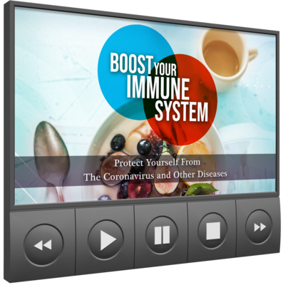How To Boost Your Immune System Video & Audio Bonus!