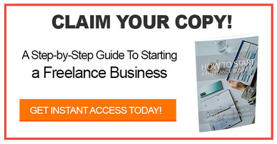 How To Start a Freelance Business Video