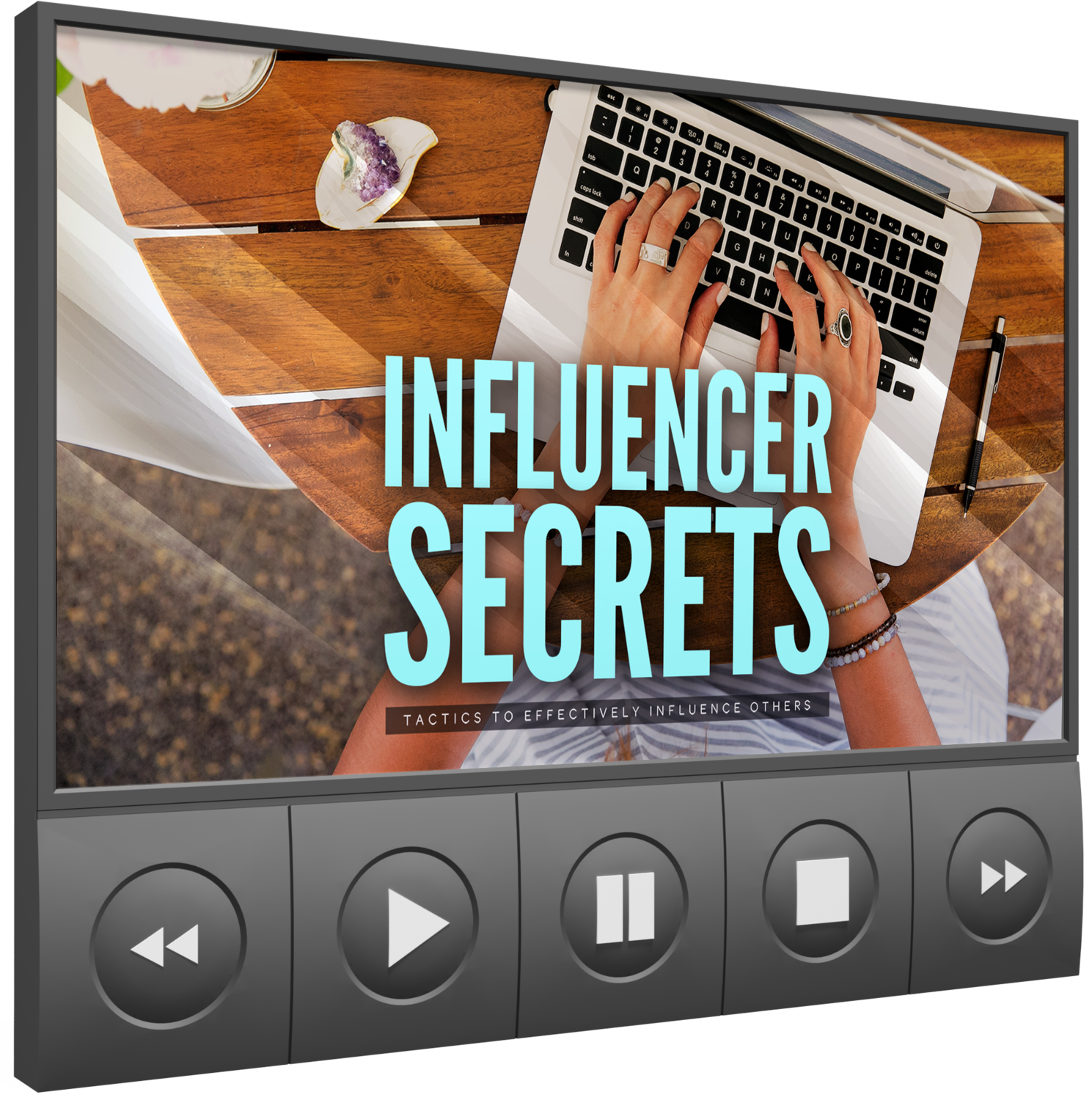 What is the Influencer Secrets Video