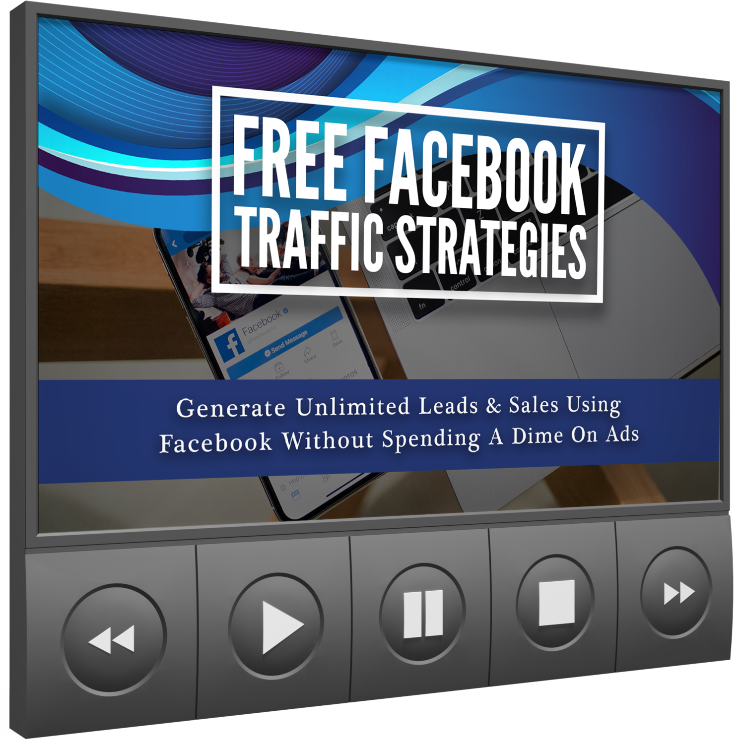 How To Free Facebook Traffic Strategies Video