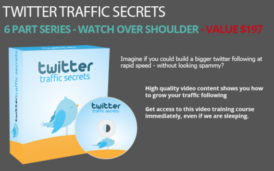 What Is Power of Twitter Traffic Secrets