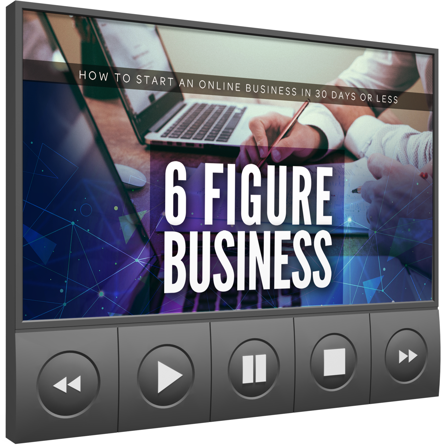 How to Build 6 Figure Online Business Video