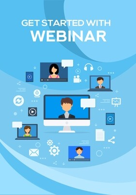 How To Get Started With Webinar eBook