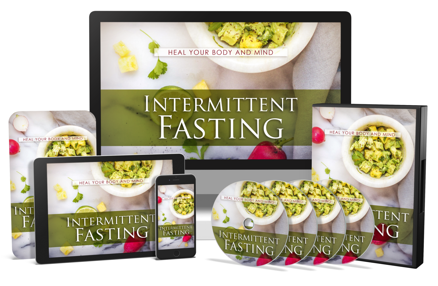 It's About Time For You To Learn Intermittent Fasting! eBook