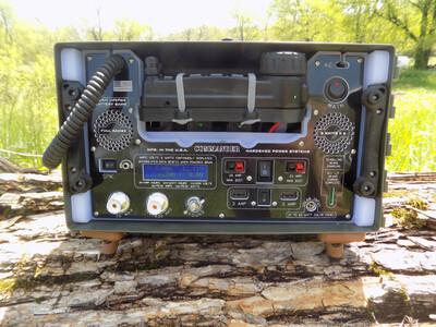 Commander 891 - No Battery