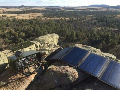 Operator G1 Solar Bundle