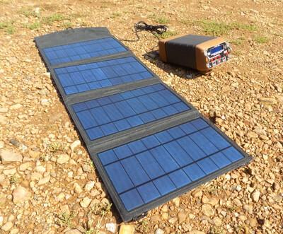 Cadet MK1 Solar Bundle