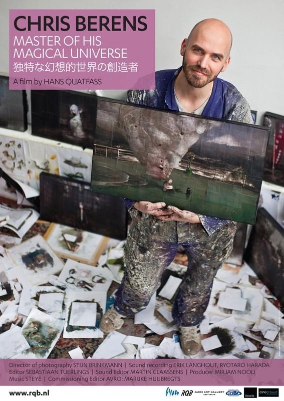 Affiche van de Documentaire Chris Berens Master of his Magical Universe