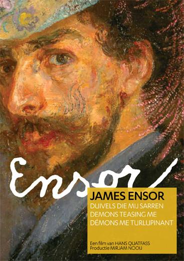 James Ensor Demons teasing me