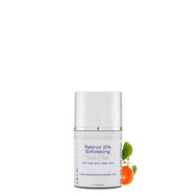 Retinol 2% Exfoliating Scrub / Mask