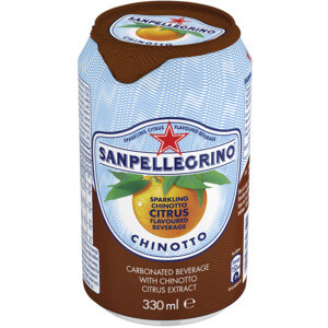 San Pellegrino Chinotto,  33 cl