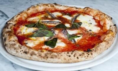 Pizza Napoli Glutenfrei