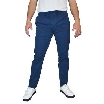 Pantalone Royal Cup Micro Fantasia Blu Mare