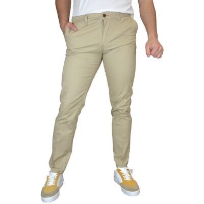 Pantalone Vita Media Royal Cup Sabbia