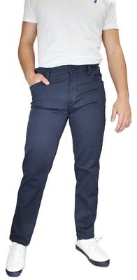 Pantalone Il Granchio 5 Tasche Blu