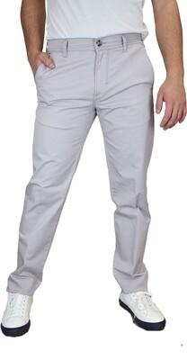 Pantalone Il Granchio Tasca America Grigio Chiaro