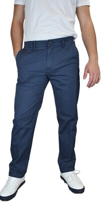 Pantalone Il Granchio Tasca America Blu Mare
