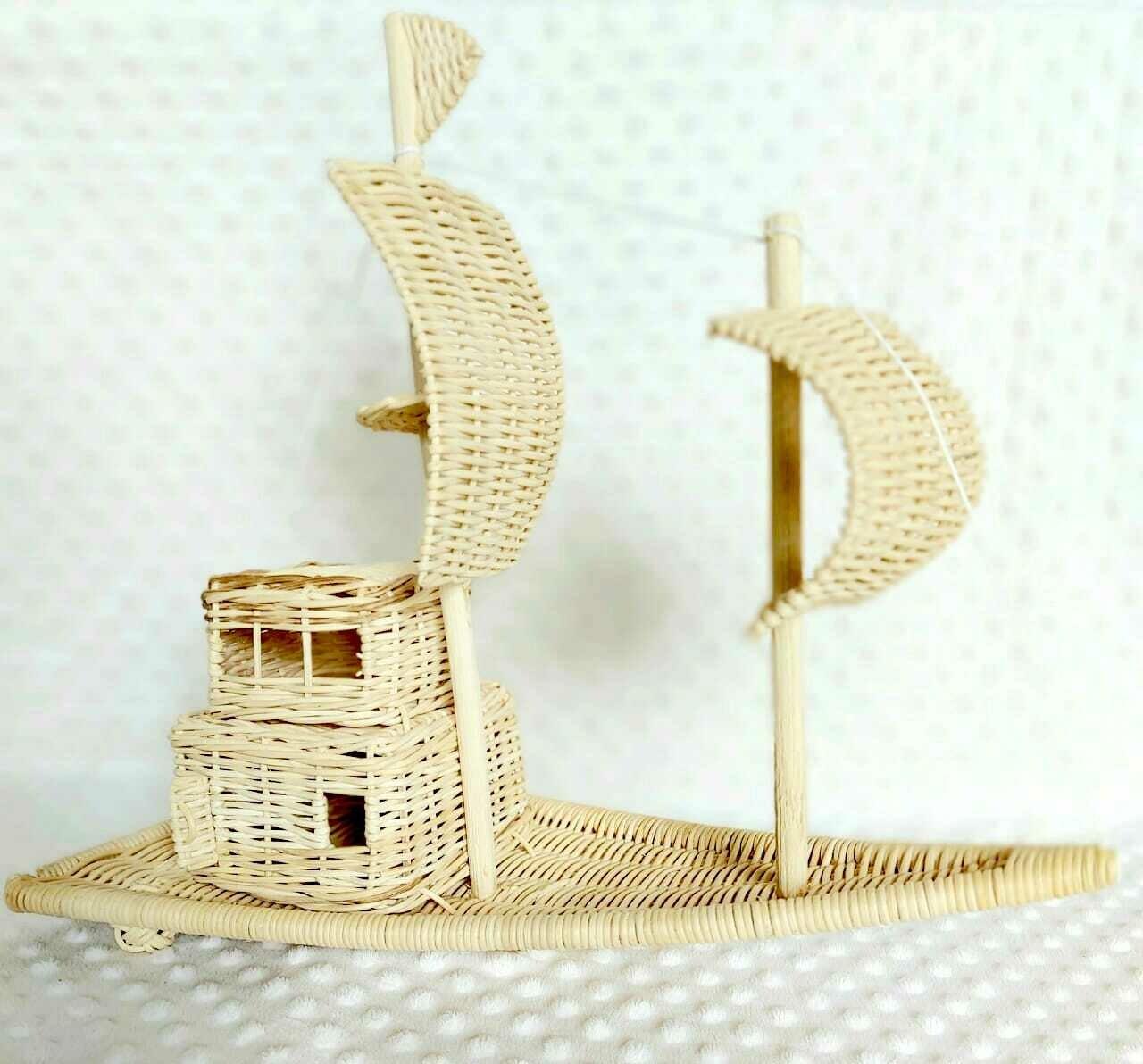 Rattan ship - KAPAL