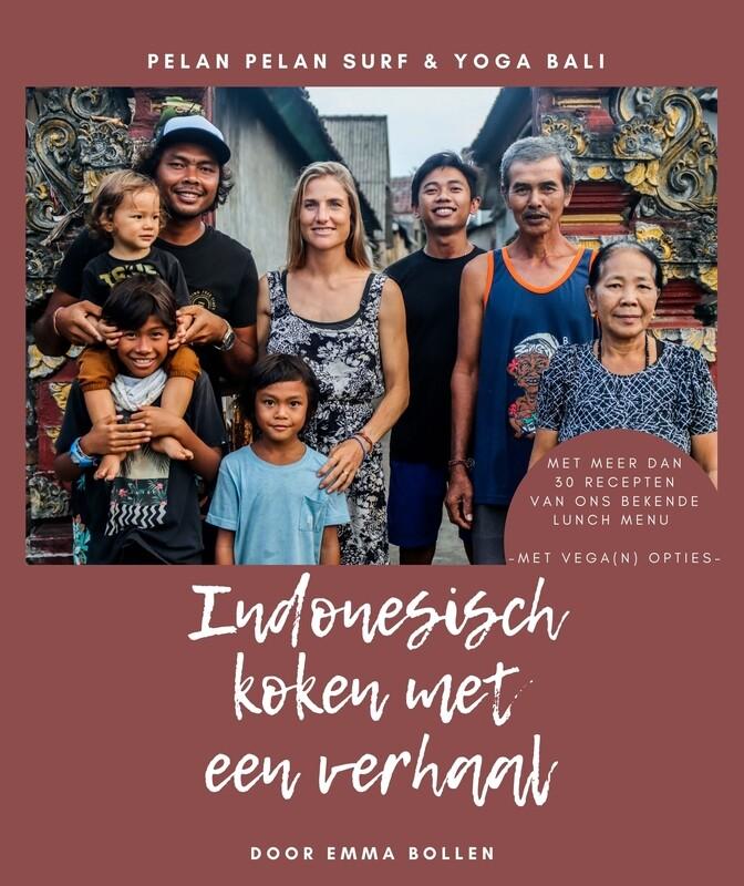 Indonesisch koken met een verhaal: e-boek Nederlandstalig (PDF)