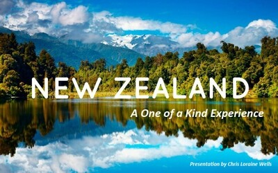 New Zealand - A One of a Kind Experience DVD