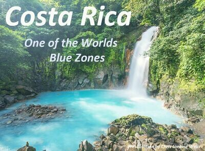 Costa Rica - One of the World's Blue Zones DVD